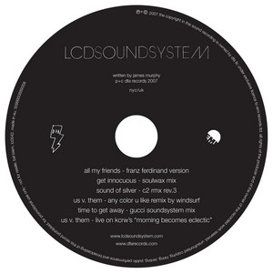 LCD Soundsystem - A Bunch Of Stuff Ep