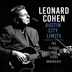 Leonard Cohen - Austin City Limits