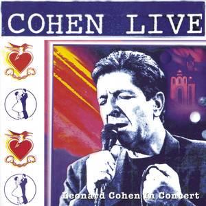 Leonard Cohen - Cohen Live