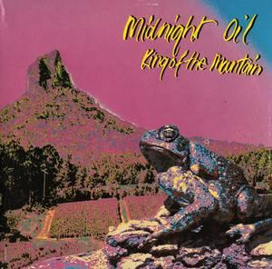 Midnight Oil - King Of The Mountain (digital 45)