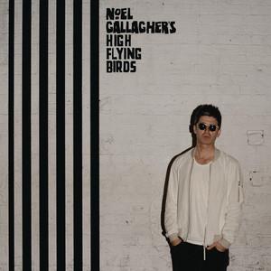 Noel Gallagher's High Flying Birds - Chasing Yesterday (standard Japan Version)