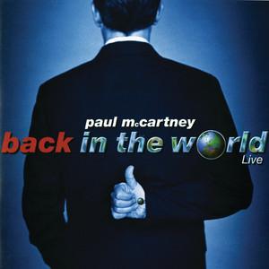 Paul McCartney - Back In The World (live)