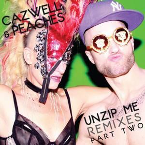 Peaches - Unzip Me Remixes Part Two