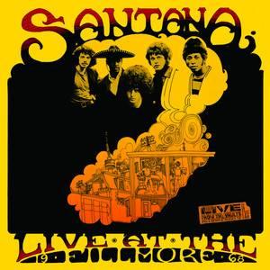 Santana - Live At The Fillmore – 1968