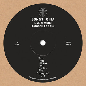 Songs : Ohia - Live At Wobc Oct. 12, 1994