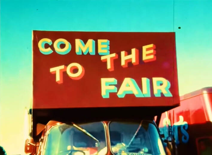 Vidéo : John Grant – County Fair