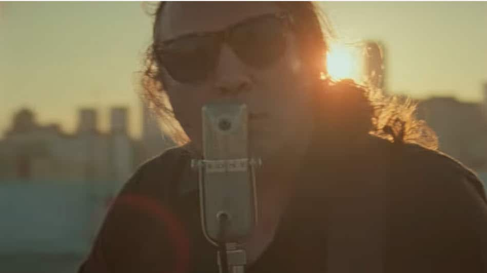 Vidéo : The War On Drugs – I Don't Live Here Anymore (feat. Lucius)