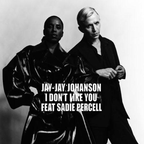 Jay-Jay Johanson - I don't like you