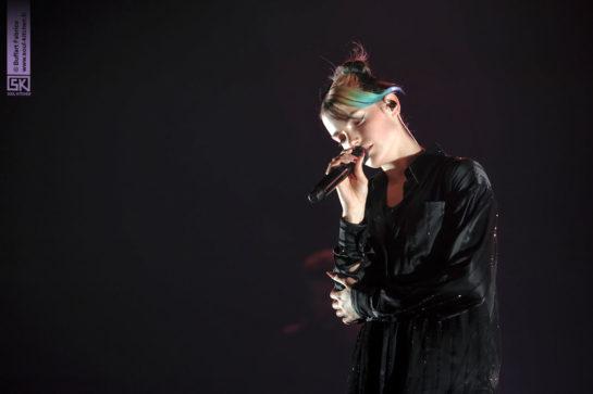 Claire Laffut @ Nouvelles Voix 2021, Théâtre de Villefranche – 20.10.2021