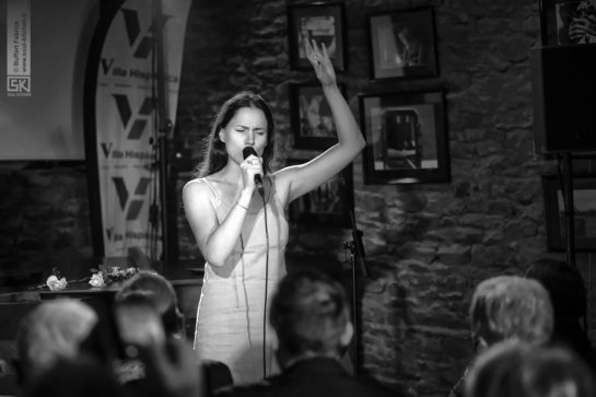 Clara Ysé @ Villa Hispanica (Nouvelles Voix) – 18.10.2021