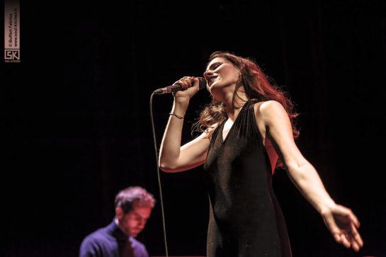 Clara Ysé @ Théâtre de Gleizé – 19.10.2021